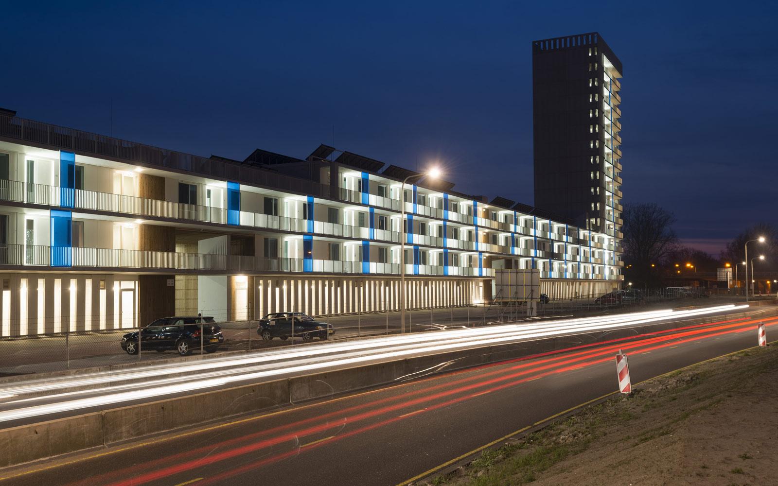 Appartementen Cortinghborg Groningen