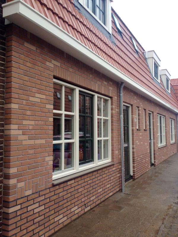 Renovatie 74 woningen SWZ Indische buurt Zwolle